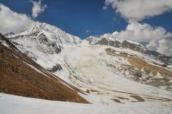 Peak in Himalayas Stock Photos