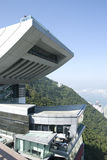 The Peak, Hong Kong Royalty Free Stock Photo