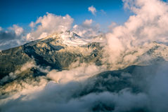 Free Peak In Andes Royalty Free Stock Photography - 48698347