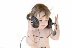 Peak listening time Royalty Free Stock Photo