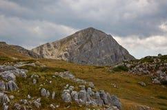 Peak in the Majella massif Royalty Free Stock Images