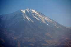 Peak of Mt. Ararat Royalty Free Stock Photos