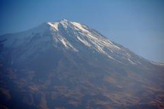 Peak of Mt. Ararat. Turkey Royalty Free Stock Photos