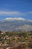 Peak of Mt. San Jacinto Royalty Free Stock Photo