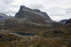 Peak near Trollstigen, Norge Stock Photos