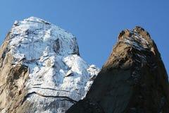 peak rocky Στοκ Εικόνες