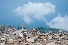 Peak St. George (Sveti Jure), Biokovo, Croatia. Peak St. George (Sveti Jure), National Park Biokovo, Croatia Stock Images