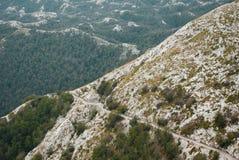 Peak St. George (Sveti Jure), Biokovo, Croatia. Peak St. George (Sveti Jure), National Park Biokovo, Croatia Stock Photography