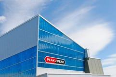 Peak to Peak Station Royalty Free Stock Image