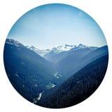 Peak To Peak, Whistler Royalty Free Stock Image
