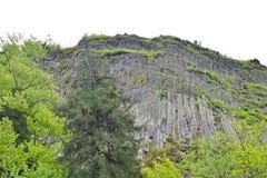 Peak view of Detunata Golasa Stock Photography