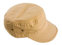 Peaked cap Royalty Free Stock Image