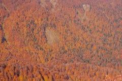 Peaks of Caucasus mountains in Krasnodar Royalty Free Stock Photos