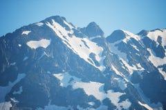 The Peaks of the Hotakas Stock Photo