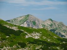 Peaks of Julian Alps Royalty Free Stock Images