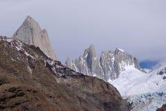 Peaks in Patagonia Stock Photos