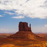 Famous Monument Valley in USA Stock Images