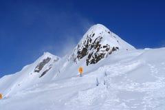 Peaks in wind Royalty Free Stock Images