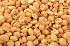Peanut background Royalty Free Stock Images