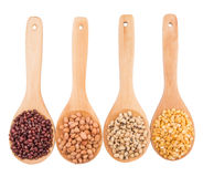 Peanut, Bean And Lentils VI Stock Photo