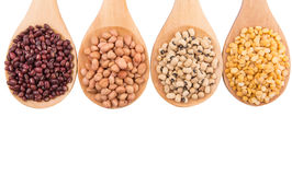 Peanut, Bean And Lentils XI Royalty Free Stock Images