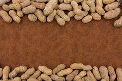 Free Peanut Border Royalty Free Stock Images - 8642159
