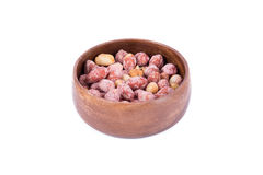 Peanut in Bowl Stock Images