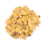 Peanut brittle Stock Images