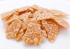 Peanut Brittle Stock Photos