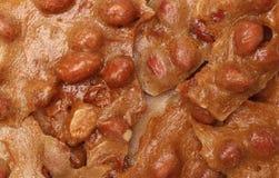 Peanut Brittle Stock Image