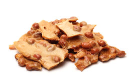 Peanut Brittle Royalty Free Stock Images