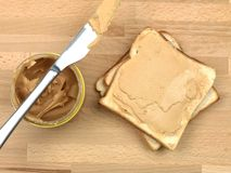 Peanut Butter Stock Photos