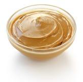 Peanut butter stock image