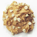 Peanut butter ball Stock Photography