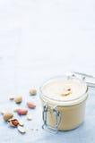 Peanut butter Stock Photo