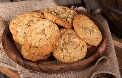 Peanut Butter Cookies Stock Image