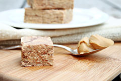 Peanut Butter Fudge Royalty Free Stock Photography