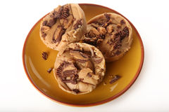 Peanut Butter Fudge Stock Photos