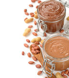 Peanut butter Royalty Free Stock Photos
