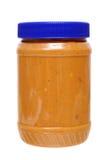 Peanut butter jar Stock Photos
