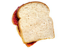 Peanut Butter and Jelly stock photography