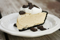 Peanut Butter Pie royalty free stock images