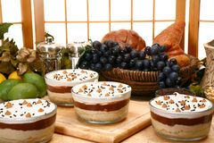 Peanut Butter Pudding Royalty Free Stock Photo
