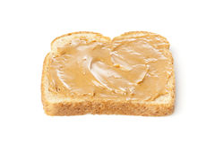 A peanut butter sandwhich Royalty Free Stock Photography