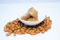 Peanut butter Stock Images