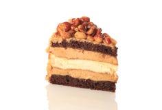 Peanut cake Royalty Free Stock Photography