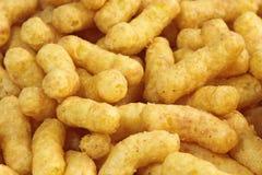 Peanut chips Stock Photos