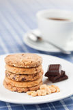 Peanut cookies Stock Photography
