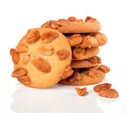 Peanut cookies Royalty Free Stock Image