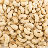 Peanut covered surface background. Peanut covered surface composition as a background Royalty Free Stock Images